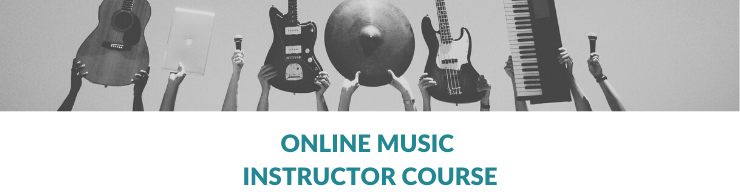 Six8 Online Music Instructor Course